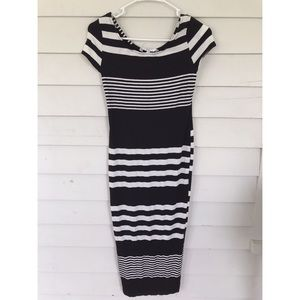 New Look Striped Dress